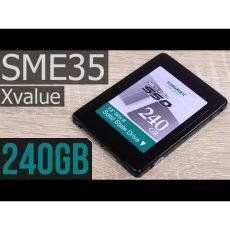 SSDKINGMAX 240GB 2.5″ Sata III (SMV32) 500MB/s(R)  410MB/s(W)