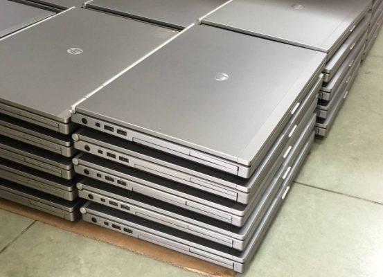 HP ELITEBOOK 8460P CORE I5/RAM 4GB/320GB/14″ [99%]