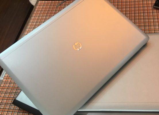 HP Elibook 9470M i5-3337U-Ram 4GB-SSD 128GB