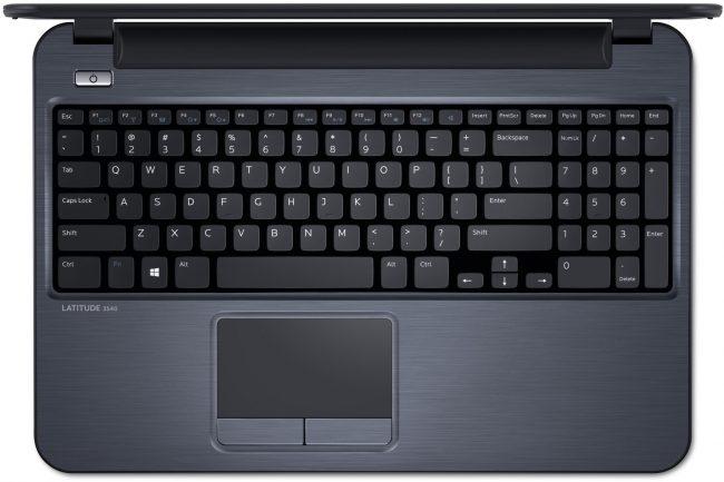 Laptop Dell Latitude E3540 laptop cũ giá rẻ màu xám đen 15.6 inch core i5 4210U RAM 4GB HDD 255GB