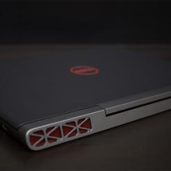 Laptop Gaming Dell Inspiron N7566 laptop cũ giá rẻ màu đỏ