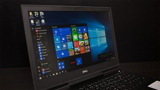 Laptop Gaming Dell Inspiron N7566 laptop cũ giá rẻ